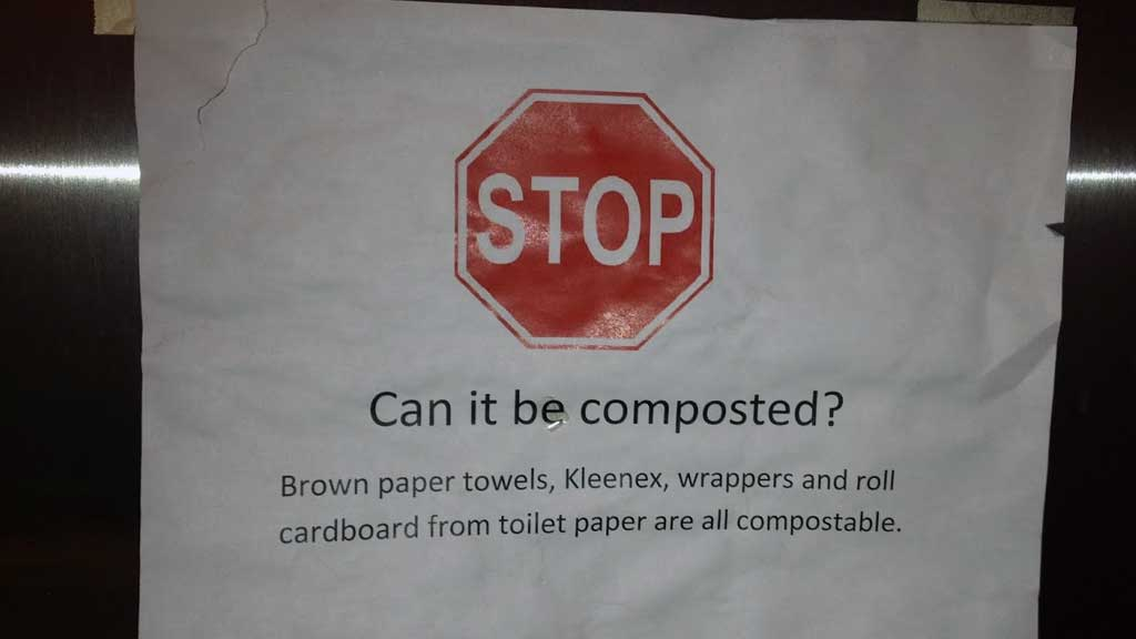 composted