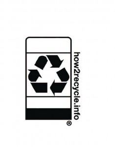 How2Recycle logo